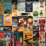 Posters of old ads