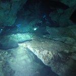 Foto de Cenotes Dos Ojos