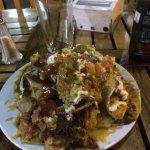Best nachos I have found in Granada. :)