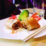 #3 Sichuanrull med kjøttdeig, spagetti og ost
