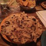 Very burnt tortillas!