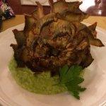 Jewish artichoke