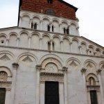 Fassade mit Eingang