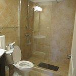 1 of 3 beautiful bathrooms (Master bath)