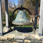Bell on outside grounds