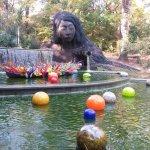 Chihuly Exhibit at Atlanta Botanical Garden