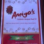 Great menu selection