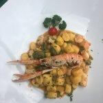Al Bacio Restaurant by Hotel Castello Lake Front Foto