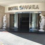 """Samara hotel when it's """"not season"""""""