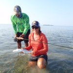 Fish the flats for Bonefish and Permits