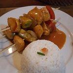 Chicken Kebab from Bamboozle