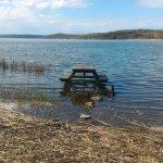 Durusu park göl kenarı