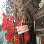 Bada Hanuman Temple in Durgiana temple complex