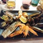 Restauration : Chaud de Coquillages et  Crustacés