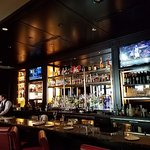 Wonderful bar, Capital Grille, Ft. Worth, TX