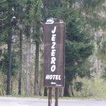 Foto de Hotel Jezero