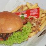 Burger u. Spareribs - To Go