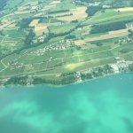 Lac de Neuchâtel Foto