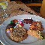 Assoeted desserts