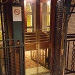 Superbe ascenseur !