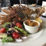 Lionfish appetizer