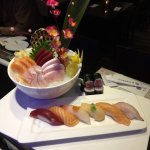 Sushi&Sashimi Combo