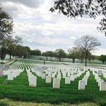 This is a such a great cemetery, is so big an amazing to see what they do for our military.