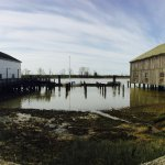 Boats bays and fish markets / former fish processing buildings