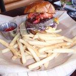 AZ Surf & Turf Burger