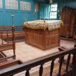 Portugiesische Synagoge Amsterdams Foto