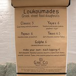 loukoumades MUST TRY
