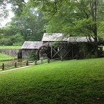 One of our favorite stops on the Blue Ridge Parkway!