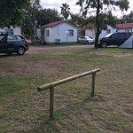 Unpowered campsite 2 & 3 perfect location