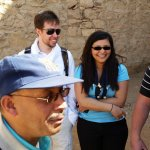 one of the best tour guides we had with Luxor for You at Edfu Temple!