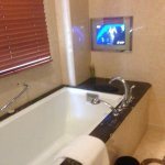 TV in bathroom?