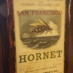 San Francisco Hornet.