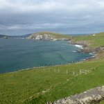 Glorious coastline on Dingle peninsula