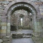 Norman church from 12th century - Kilmalkedar