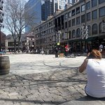 Faneuil Hall Marketplace Foto