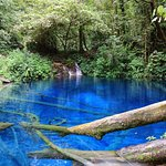 Kaco Lake is a natural aquarium in Kerinci. has a beautiful view. You can swim here.welcome