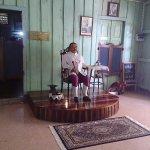 Phraya Ratsadanupradit was a governor of Trang Province who made Trang's economic progress.He br