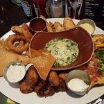 Appetizer Platter.