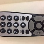Disgustingly dirty remote control