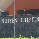 Apartotel Suites Cristina Foto