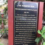 Wat Khunaram (Mummified Monk) Foto