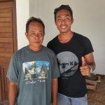 Oka & his Dad