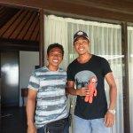 Oka & his Uncle