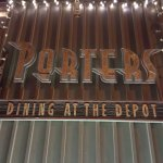 Porters - Dining at the Depot Foto