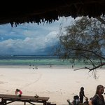 Best Bar to visit if you're in Diani.. The views of Sea from here are breath taking.