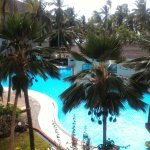 Beautiful resost just on the shore of diani beach.